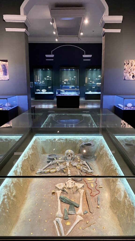 Muzeul de Arheologie din Varna, Bulgaria