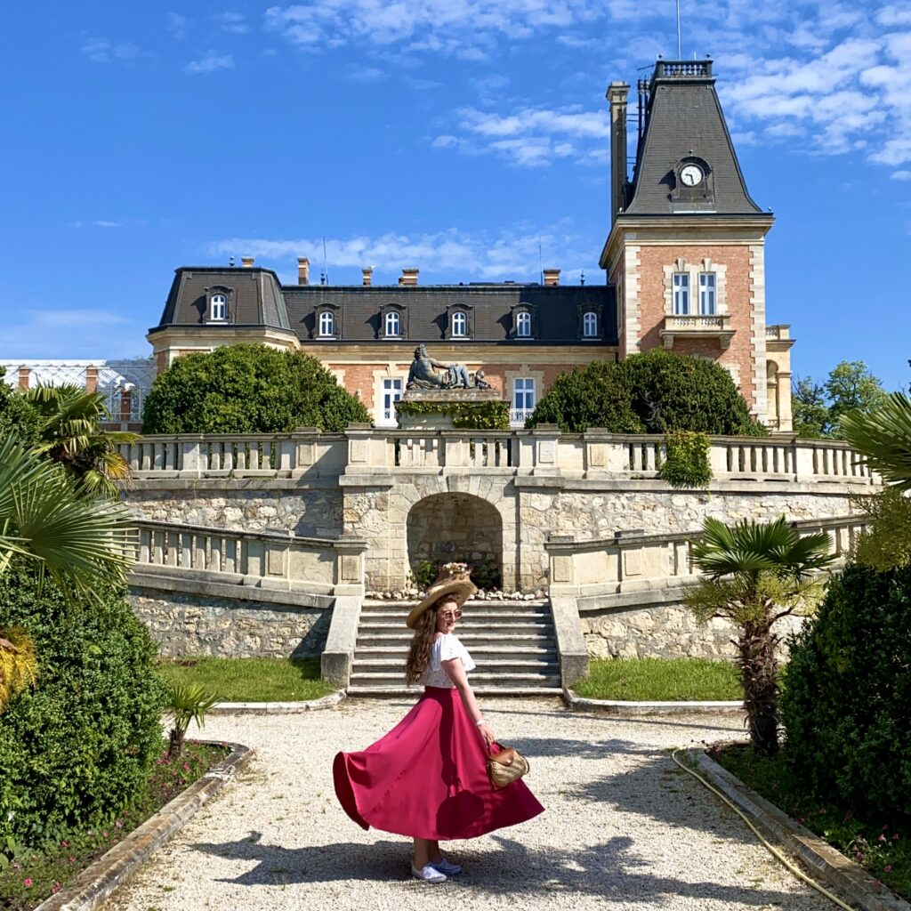 Palatul Euxinograd, Bulgaria
