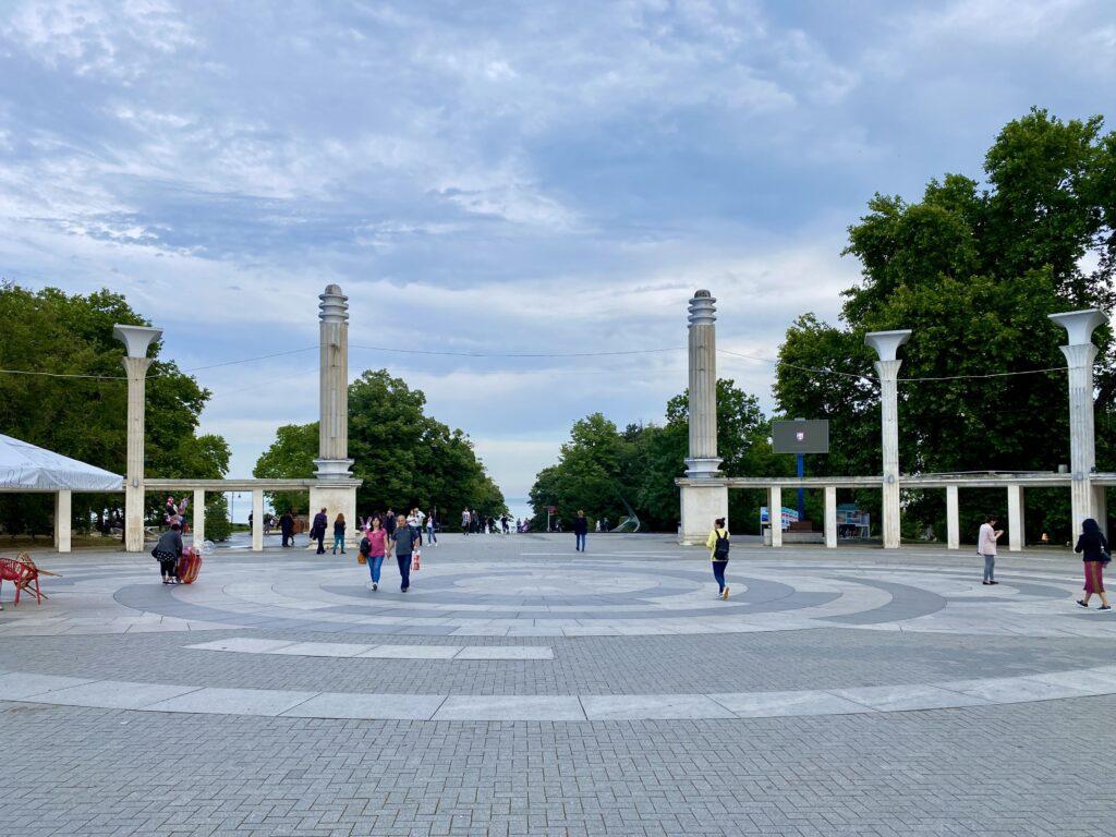 Parcul Primorski din Varna, Bulgaria