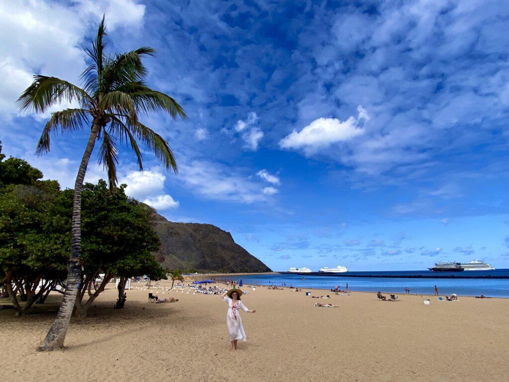 Playa De Las Teresitas, Tenerife