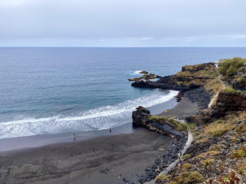 Playa El Bollullo, Tenerife