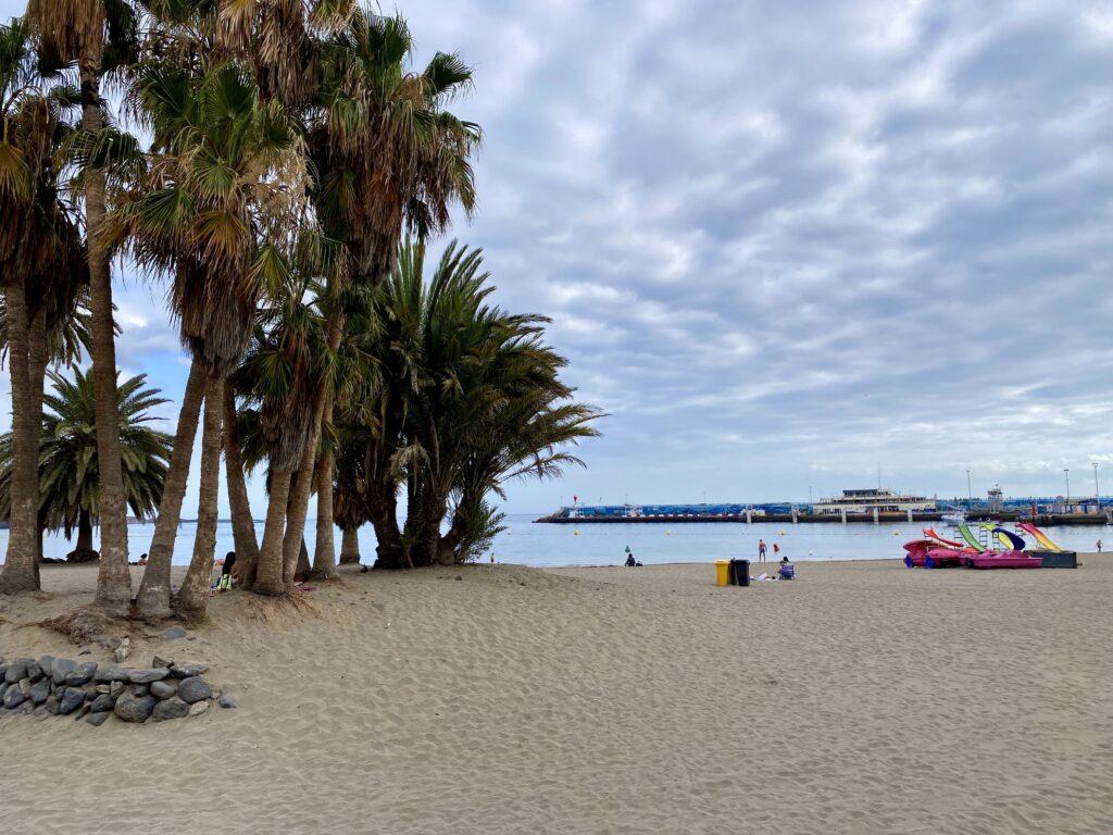 Playa Los Cristianos, Tenerife