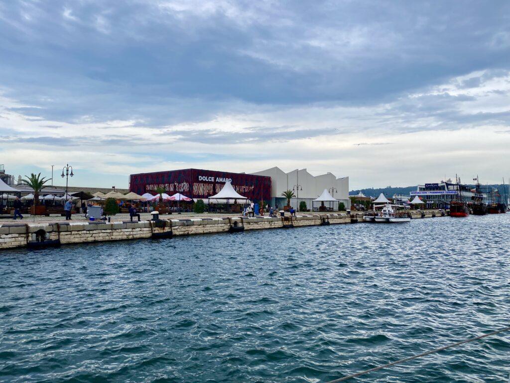 Portul din Varna, Bulgaria