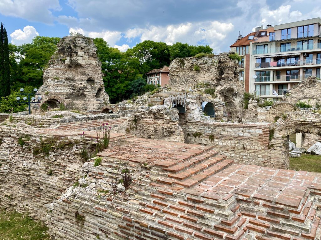 Termele Romane din Varna, Bulgaria