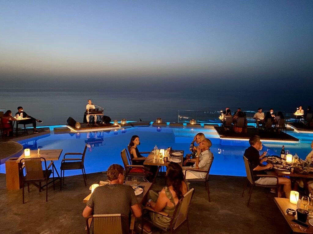 Amente Restaurant & Cocktail Bar, Lefkada