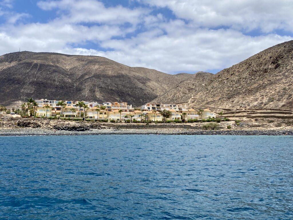 Croazieră pe Oceanul Atlantic, Tenerife