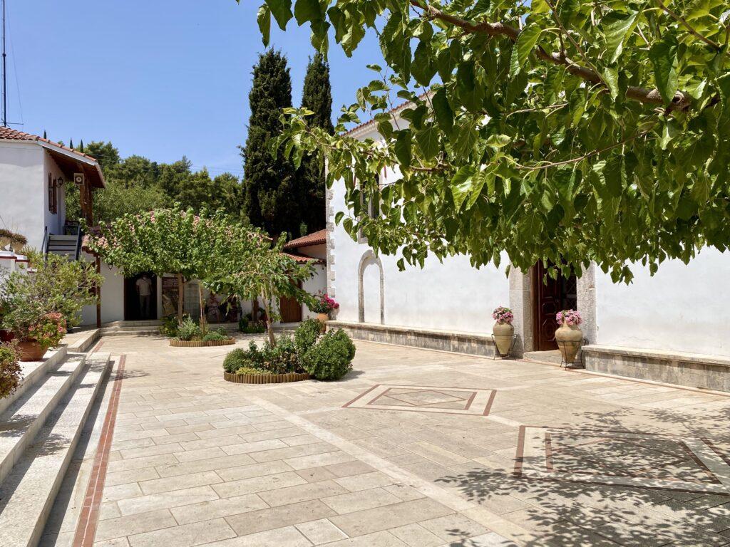 Mănăstirea Farenomeni, Lefkada, Grecia