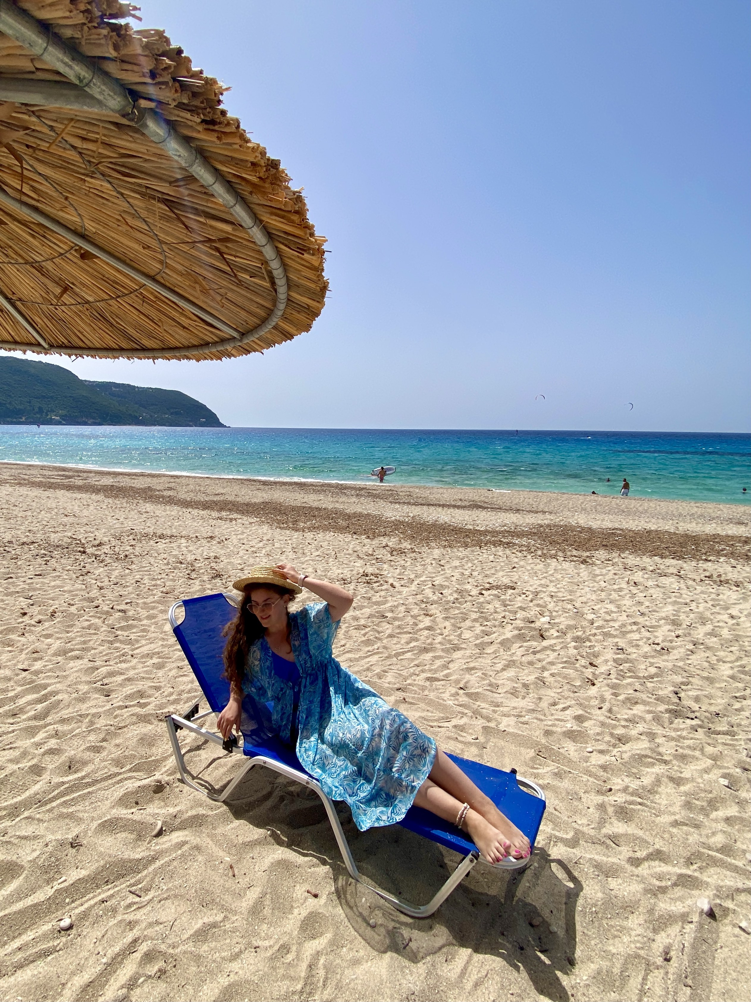 Plaja Agios Ioannis, Lefkada