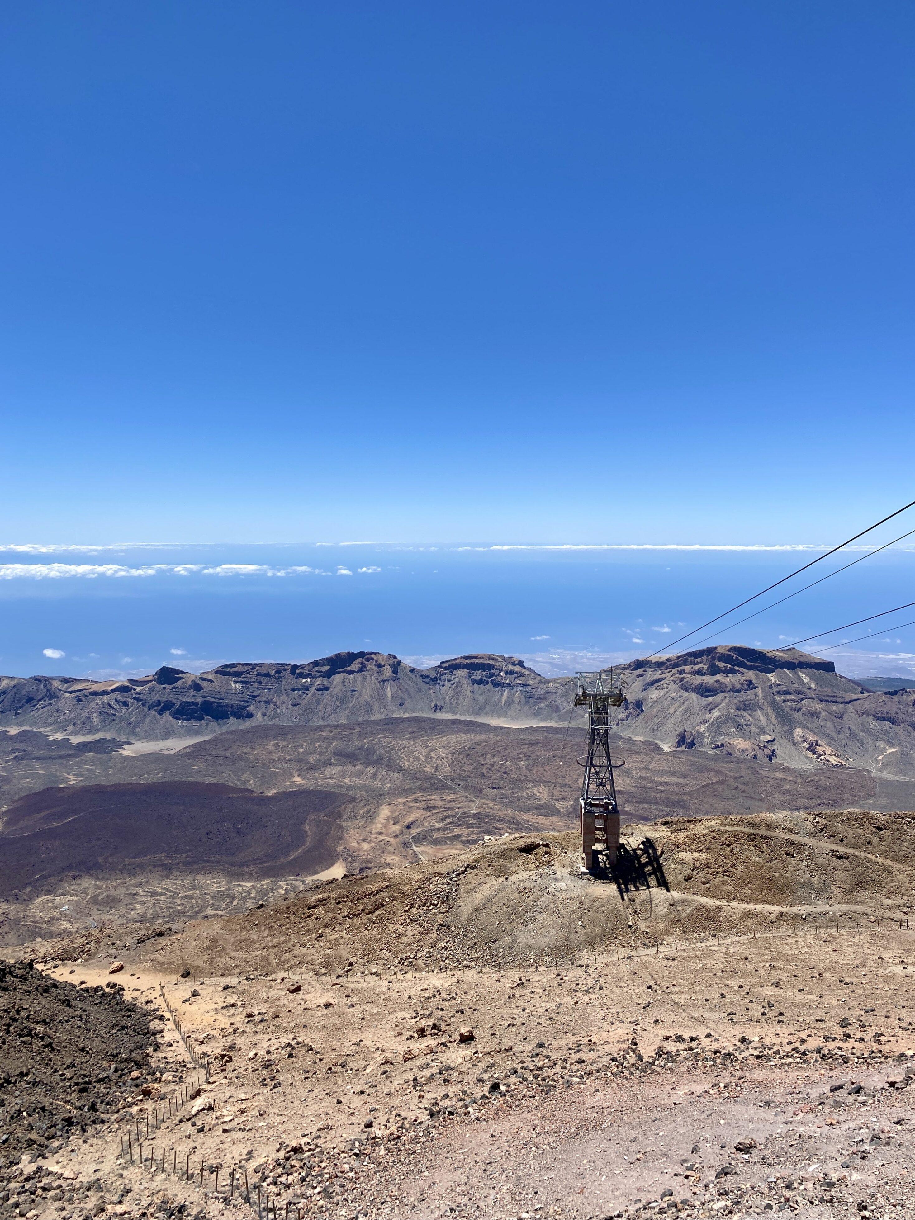 Vulcanul Teide, Tenerife